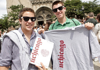 FREE University of Chicago t-s...